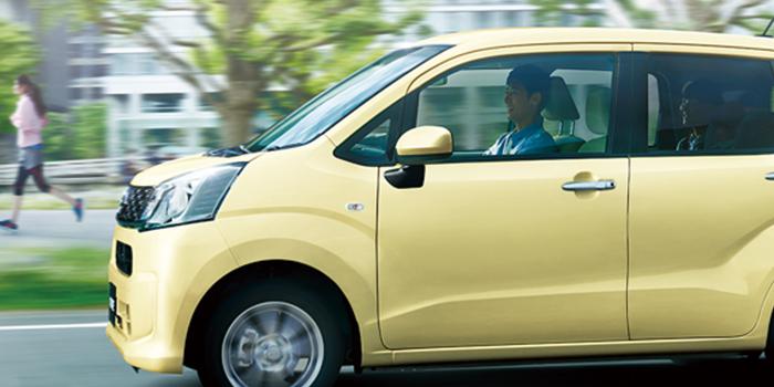31.0㎞/Lの低燃費と静粛性や安定感の高い走行性能